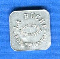 Pompey  1 Fr  La  Ruche - Monétaires / De Nécessité