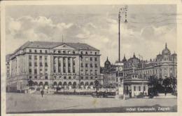 Zagreb, Hotel Esplanade - Croatia