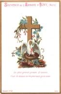 Souvenir De L'Abbaye Notre-Dame D'IGNY (Marne) - La Plus Grande Preuve D'amour, C'est De Donner Sa Vie... - TBE - Devotion Images