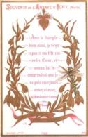 Souvenir De L'Abbaye Notre-Dame D'IGNY (Marne) - Avec Le Disciple Bien-aimé, Je Veux Reposer Ma Tête ... - TBE - Devotion Images