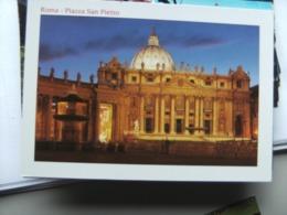 Italië Italy Italien Roma Piazza San Pietro - San Pietro