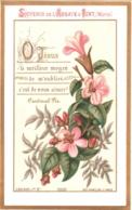 Souvenir De L'Abbaye Notre-Dame D'IGNY (Marne) - O Jésus, Le Meilleur Moyen De M'oublier, C'est De Vous Aimer ! TBE - Devotion Images