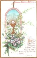 Souvenir De L'Abbaye Notre-Dame D'IGNY (Marne) - O Jésus, Vous Vous Donnez à Moi Tout Entier, O Mon Jésus, Je ... TBE - Devotion Images