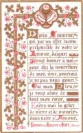 Souvenir De L'Abbaye Notre-Dame D'IGNY (Marne) - Divin Sauveur, Qui Par Un Effet Incompréhensible De Votre ... TBE - Devotion Images