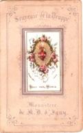 Souvenir De La Trappe, Monastère De Notre-Dame D'IGNY (Arcis-le-Ponsart Par Fismes Marne) - Tout Par Marie 2 Scans - Devotion Images