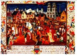 CPM 45 (Loiret) Orléans - Entrée De Jeanne D'Arc à Orléans Le 29 Avril 1429 Par G. Delcausse TBE - Orleans