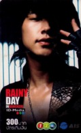 TAILANDIA. MUSICA - CANTANTE. Rainy Day -03. 06/2008. TH-12Call-1154. (026) - Música