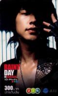 TAILANDIA. MUSICA - CANTANTE. Rainy Day -03. 06/2008. TH-12Call-1154. (026) - Musik