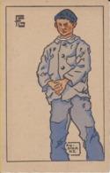 29 Audierne Jeune Mousse Illustrateur Géo Fourrier - S45 - Audierne