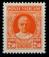 VATIKAN Nr 11 Ungebraucht X7C4826 - Vaticano (Ciudad Del)