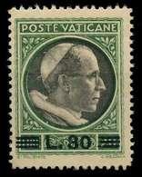 VATIKAN 1945 Nr 123 Postfrisch X7C4A6E - Vaticano (Ciudad Del)