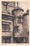 18 - BOURGES - Hôtel Lallemand - Tourelle - Bourges