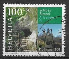 SVIZZERA 2006 PRO PATRIA UNIF. 1905 USATO VF - Svizzera