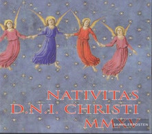Vatikanstadt MH0-24 Stamp Booklet With 4x Number.1856 Unmounted Mint / Never Hinged 2015 Christmas - Vatican