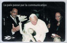 URMET - Pape Jean Paul II - RARE - Voir Scans - Congo