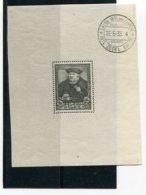 Belgium #B69  Mint VF NH With Cancel - Blocs 1924-1960