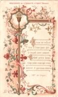 Souvenir De L'Abbaye Notre-Dame D'IGNY (Marne) - Jésus Ne Refuse Rien à L'âme Pure Qui Le Reçoit Avec Amour ... TBE - Devotion Images