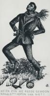 Nieuwjaarskaart 1976 - Gustaaf De Bruyne (1914-1981) - Stiche & Gravuren