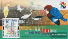 Hong Kong Block72 (complete Issue) Unmounted Mint / Never Hinged 2000 Stamp Exhibition - 1997-... Chinese Admnistrative Region
