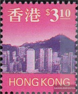 Hong Kong 810C Unmounted Mint / Never Hinged 2001 Clear Brands: Skyline - 1997-... Chinese Admnistrative Region