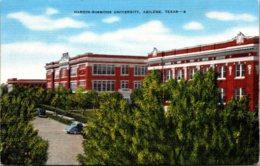 Texas Abilene Hardin-Simmons University 1953 - Abilene