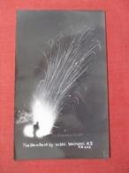 The Blowhole By Night  Waiyakei New Zealand   Ref 3703 - Nuova Zelanda