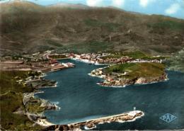 Port Vendres Le Port Et La Jetée  CPM Ou CPSM - Port Vendres