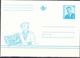 Belgien Belgium Belgique - Postkarte Werbung Für Die Philatelie (MiNr: P506) 1994 - Ungebraucht - Entiers Postaux