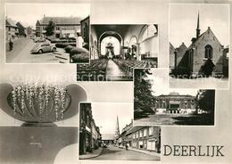 73595065 Deerlijk Kirche Innenraum Stadtansichten Deerlijk - Belgique