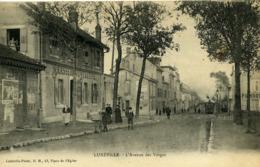 Luneville L'avenue Des Vosges - Luneville