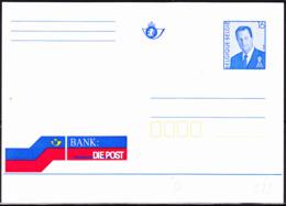 Belgien Belgium Belgique - Postkarte Postbank (MiNr: P509III) 1994 - Ungebraucht - Entiers Postaux