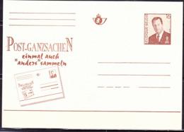 Belgien Belgium Belgique - Postkarte Ganzsachen (MiNr: P511III) 1994 - Ungebraucht - Cartes Postales [1951-..]