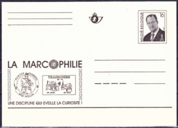 Belgien Belgium Belgique - Postkarte Markophilie (MiNr: P515III) 1994 - Ungebraucht - Cartes Postales [1951-..]