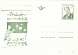Belgien Belgium Belgique - Postkarte ABC Einer Sammlung (MiNr: P518III) 1996 - Ungebraucht - Cartes Postales [1951-..]