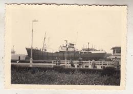 Oostende - Boot - Foto 6 X 9 Cm - Schiffe