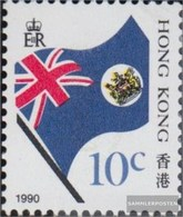 Hong Kong 522III MNH 1990 Nazionale Simboli - Nuevos