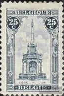Belgio 143a (completa Edizione) MNH 1919 Liege - Nuovi