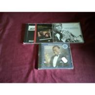 LOUIS  ARMSTRONG  ° COLLECTION DE 3 CD ALBUM - Jazz