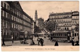 Porto PPraca Da Liberdade, Tram - Lisboa