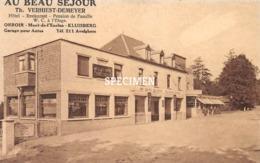 Au Beau Sejour Verhiest -Demeyer Orroir - Mont-de-l'Enclus - Kluisberg - Kluisbergen