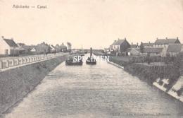 Canal - Adinkerke - De Panne