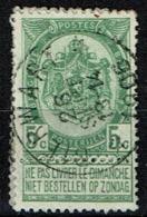 56  Obl Relais  Bierwart  + 15 - 1893-1907 Coat Of Arms