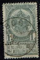 53  Obl Relais  Bohan  + 8 - 1893-1907 Coat Of Arms