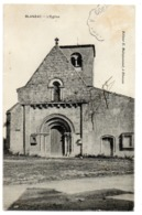 CPA  87     BLANZAC     1909        L EGLISE - Frankrijk