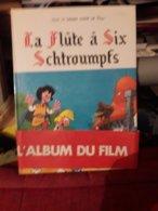 Peyo La Flute A Six Schtroumpfs Dupuis Tbe Avec Bandeau - Johan Et Pirlouit