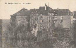 CPA -37960- 67 -La Petite Pierre -2 Cartes Du Chäteau - Envoi Gratuit - La Petite Pierre