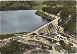 LA SALVETAT-sur-AGOUT. Le Barrage De La Raviège - La Salvetat