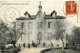 Vallieres Ecole Libre - France