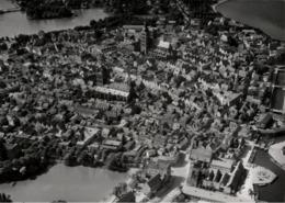 ! Stralsund, Moderner Abzug, Luftbild , Nr. 35857, Format 18 X 13 Cm - Stralsund