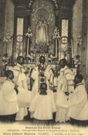 Missions Des Pères Blancs OUGANDA Une Première Messe à La Chapelle De Marie à Bukalasa  RV - Oeganda